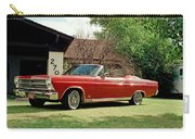 1966 Ford Fairlane 500 Convertible Carry-all Pouch