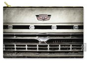 1966 Ford Pickup Truck Grille Emblem -0154ac Carry-all Pouch