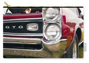 1966 Pontiac Gto Grill Carry-all Pouch