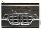 1967 Autobianchini Special Italy Grille Carry-all Pouch