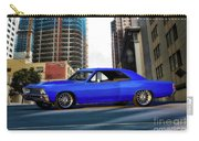1967 Chevelle 'city-fied' Malibu Carry-all Pouch