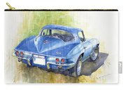 1967 Chevrolet Corvette C2 Stingray  Carry-all Pouch
