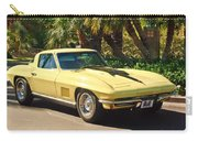 1967 Chevrolet Corvette Sport Coupe Carry-all Pouch