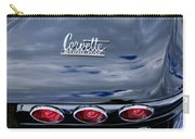 1967 Chevrolet Corvette Taillight 3 Carry-all Pouch