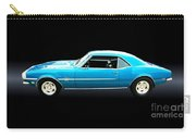 1968 Chevy Camaro Ss Carry-all Pouch
