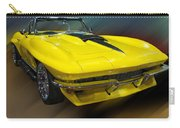 1967 Chevy Corvette Convertible Carry-all Pouch