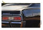 1967 Chevy Impala Ss Carry-all Pouch by Gordon Dean II