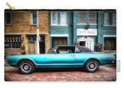 1967 Cougar Gt _hdr Carry-all Pouch