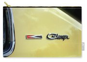 1967 Dodge Charger Carry-all Pouch