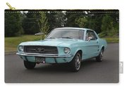 1967 Ford Mustang Watts Carry-all Pouch