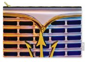 1967 Maserati Sebring Coupe Emblem Carry-all Pouch