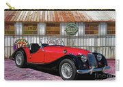 1967 Morgan Antique Sports Car Carry-all Pouch