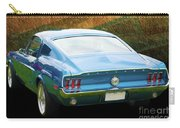 1967 Mustang Carry-all Pouch