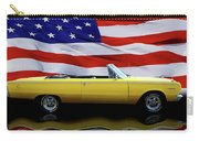 1967 Plymouth Belvedere Tribute Carry-all Pouch