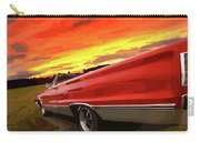 1967 Plymouth Satellite Convertible Carry-all Pouch