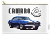 1968 Camaro Thrills Carry-all Pouch