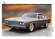 1968 Chevrolet Chevelle Ss L Carry-all Pouch