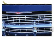 1968 Chevrolet Impala Ss Grille Emblem Carry-all Pouch
