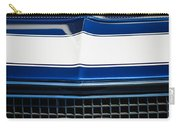 1968 Chevrolet Yenko Super Camaro Ss Grille Emblem -1745c Carry-all Pouch
