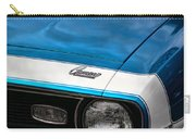 1968 Chevy Camaro Ss 396 Carry-all Pouch by Gordon Dean II