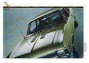 1968 Chevy Nova Ss Carry-all Pouch