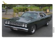 1968 Plymouth Roadrunner Davie Carry-all Pouch