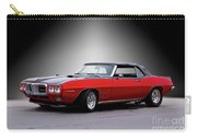 1968 Pontiac Firebird 400 Convertible Carry-all Pouch