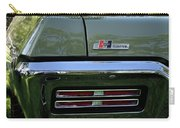 1968 Pontiac Gto Carry-all Pouch
