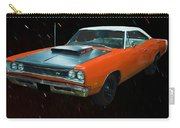 1969 And A Half Dodge Cornet A12 Superbee Carry-all Pouch