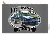 1969 Chevelle Ss Nuckolls Carry-all Pouch