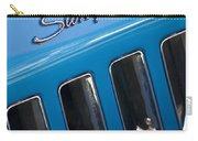 1969 Chevrolet Corvette Stingray Emblem Carry-all Pouch