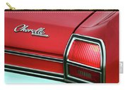 1969 Chevy Chevelle Ss 396 Carry-all Pouch