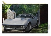 1969 Corvette Lt1 Coupe I Carry-all Pouch