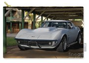 1969 Corvette Lt1 Coupe II Carry-all Pouch