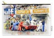 1969 Le Mans 24 Ferrari 312p Pedro Rodriguez  David Piper Carry-all Pouch
