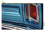 1969 Plymouth Road Runner Carry-all Pouch