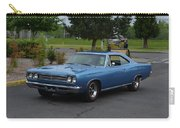 1969 Plymouth Roadrunner Green Carry-all Pouch