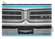 1969 Pontiac Gto  Carry-all Pouch
