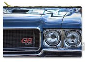 1970 Buick Gs 455 Carry-all Pouch by Gordon Dean II