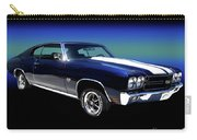 1970 Chevelle Ss Carry-all Pouch