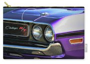 1970 Dodge Challenger Rt 440 Magnum Carry-all Pouch