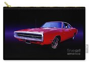 1970 Dodge Charger 500 Carry-all Pouch