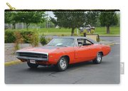 1970 Hemi Charger Rt Asher Carry-all Pouch