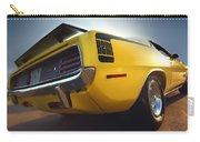 1970 Hemi 'cuda  Carry-all Pouch