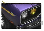1970 Plum Crazy Purple Road Runner Carry-all Pouch