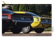 1970 Plymouth 'cuda 440 And Hemi Carry-all Pouch