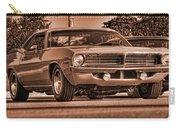 1970 Plymouth Hemi 'cuda Carry-all Pouch