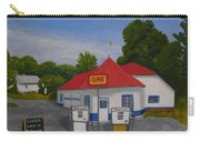 1970s Gas Station Carry-all Pouch