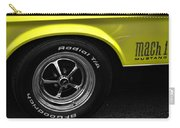 1971 Ford Mustang Mach 1 Carry-all Pouch