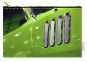 1971 Plymouth 'cuda Fender Gills Carry-all Pouch